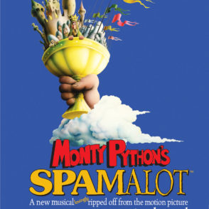 Spamalot tickets available now ONLINE!