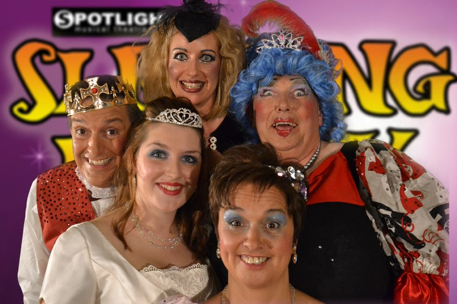 Friday Night! Looking for some fun? Oban Panto 2013 Sleeping Beauty