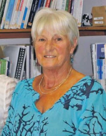 Betty Moncrieff - Photo Credit The Oban Times