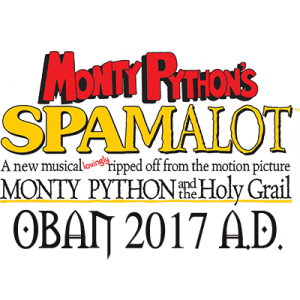 Spamalot rehearsals 13th & 15th Dec