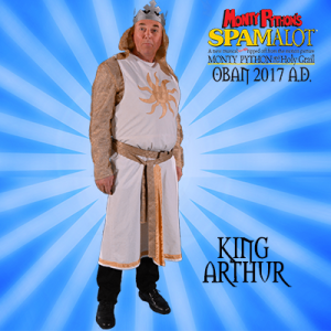 January Sale – Spamalot Ticket Offer