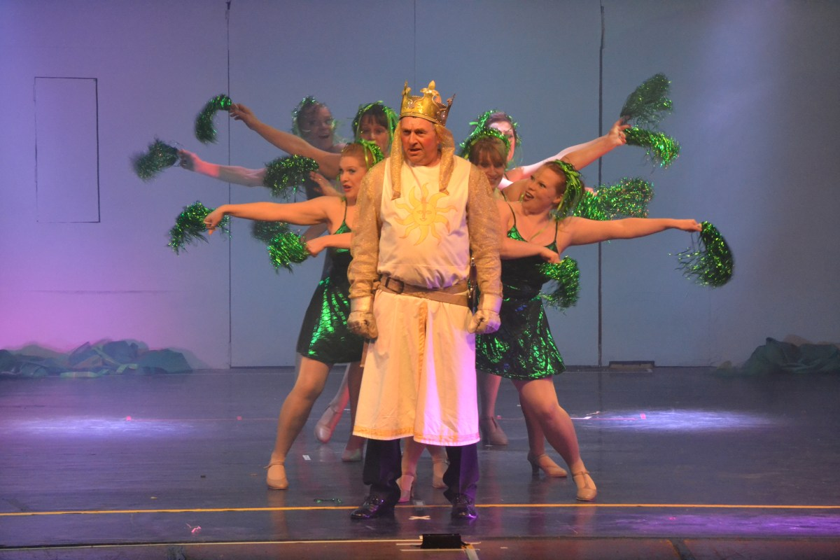 Spamalot Photos Finally Arrive