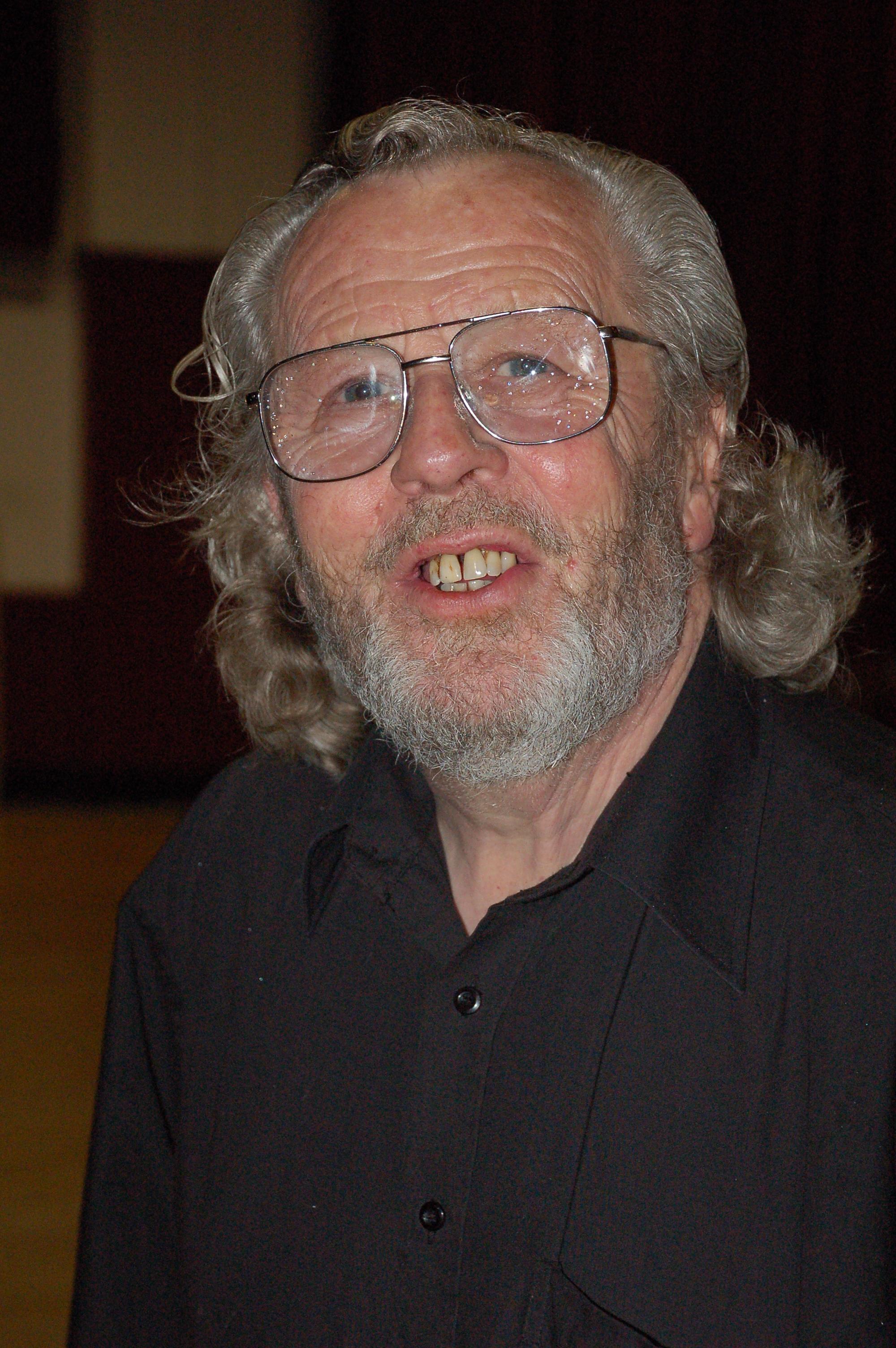RIP Geoff Miller