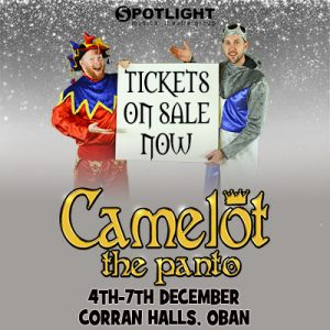 Panto tickets now on sale